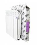 Радиатор BIMETAL STI 500/80  8 секций