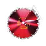 Диск алмазный отрезной 350х25,4/14мм, универсальный  PRO CHAMPION