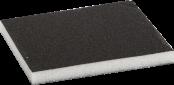 Губка шлифовальная аллюминий-оксидная Р120