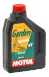 Масло для 4-х такт. двигателей  0.6л MOTUL Garden 4T SAE 30 SG/CD