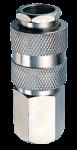 Соединение разъемное рапид (муфта) 1/4F внутр.резьба