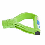Ручка для лопат и вил V-образная пластиковая усиленная d-36 СИБРТЕХ