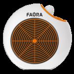 Тепловентилятор FAURA FH-10 спиральный, оранжевый