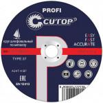 Круг зачистной 125* 6*22 Т27 Cutop Profi по металлу