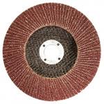 Круг лепестковый торцевой 115х22 Р120 Matrix
