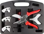 Ножницы для резки пластиковых профилей 4в1 6предметов STAYER