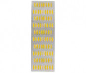 Брусок абразивный алмазный 150x50мм Р400 (желтый)