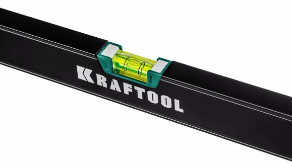 Уровень  60см магнитный с зеркальным глазком Kraftool