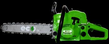 """Бензопила ECO-5200 15"""" 0,325 1,5 (64 зв) 2,4 кВт (2)"""