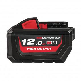 Аккумулятор 18,0В 12,0Ач Milwaukee M18 HB12