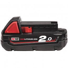 Аккумулятор 18,0В 2,0Ач Li-Ion M18 B2 (Li-Ion2Ач)  Milwaukee