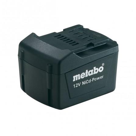 Аккумулятор 12,0В 1,7Ач Metabo BS12NiCd NICd-Power