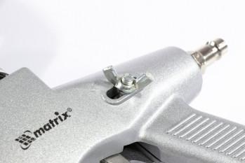 Пистолет картушный 9л для штукатурки Matrix